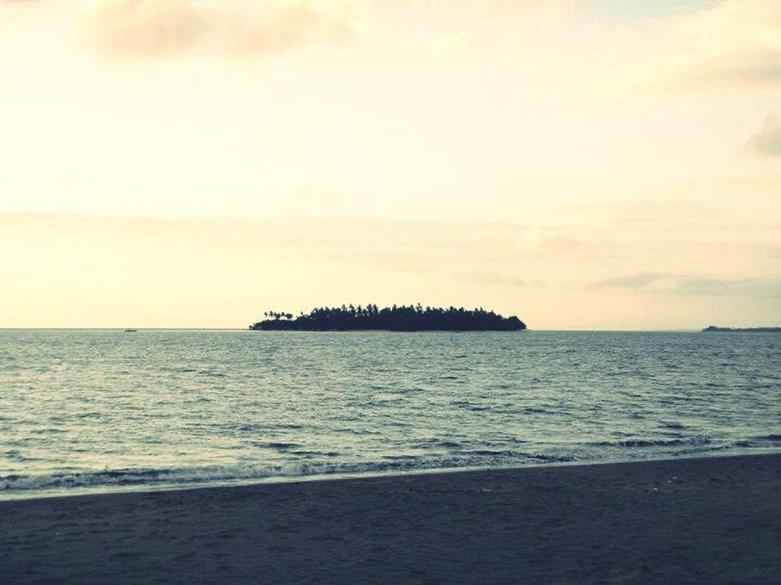 Beach Island Philippines Potipot