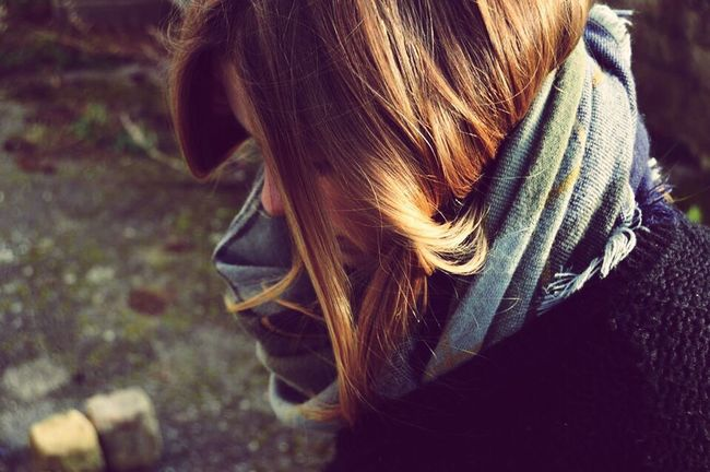 Inspiration Chill Hair Cold Winter Thinking