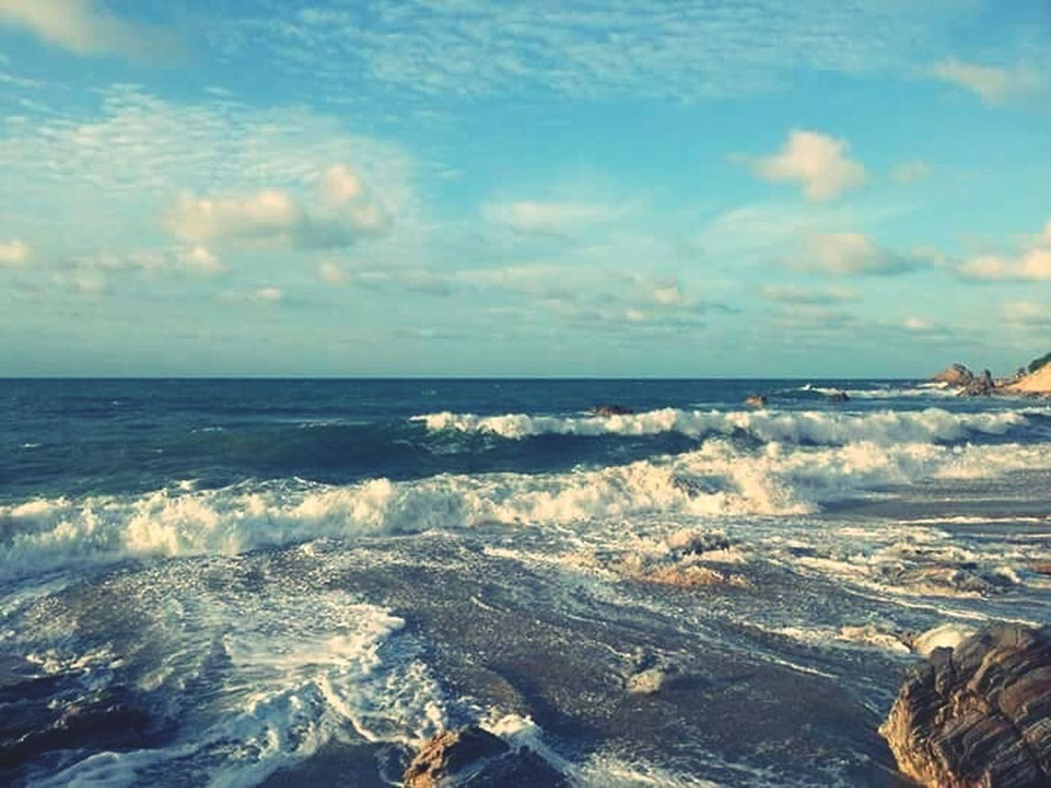 Beach sunset Jericoacara - Fortaleza - Brasil Relaxing Jericoacoara