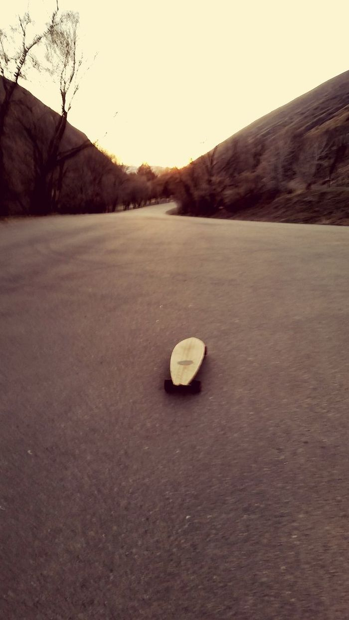 Boarding Longboarding Longboarding At Night Longboardride Check This Out The Places I've Been Today Awesome_shots Beautiful Sunset EyeEm Best Shots Mobile Photography