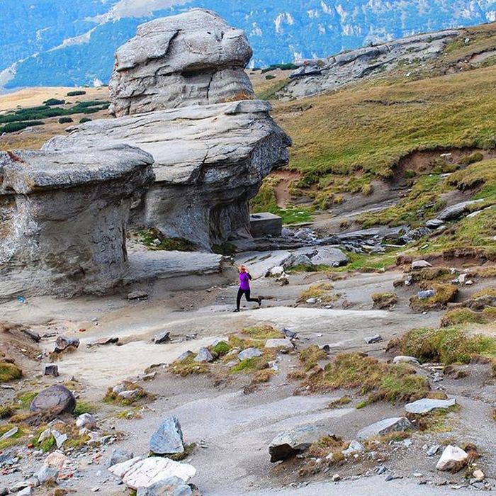 Wild run. . .Mik Bucegi Babele Carpathians Mountain Travel Romania Photooftheday Ig_today Ig_europe Ig_romania Roadtrip