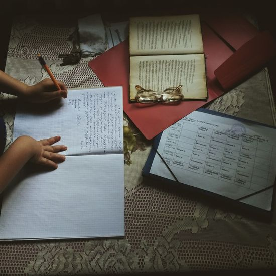 Moldova Writing Hands