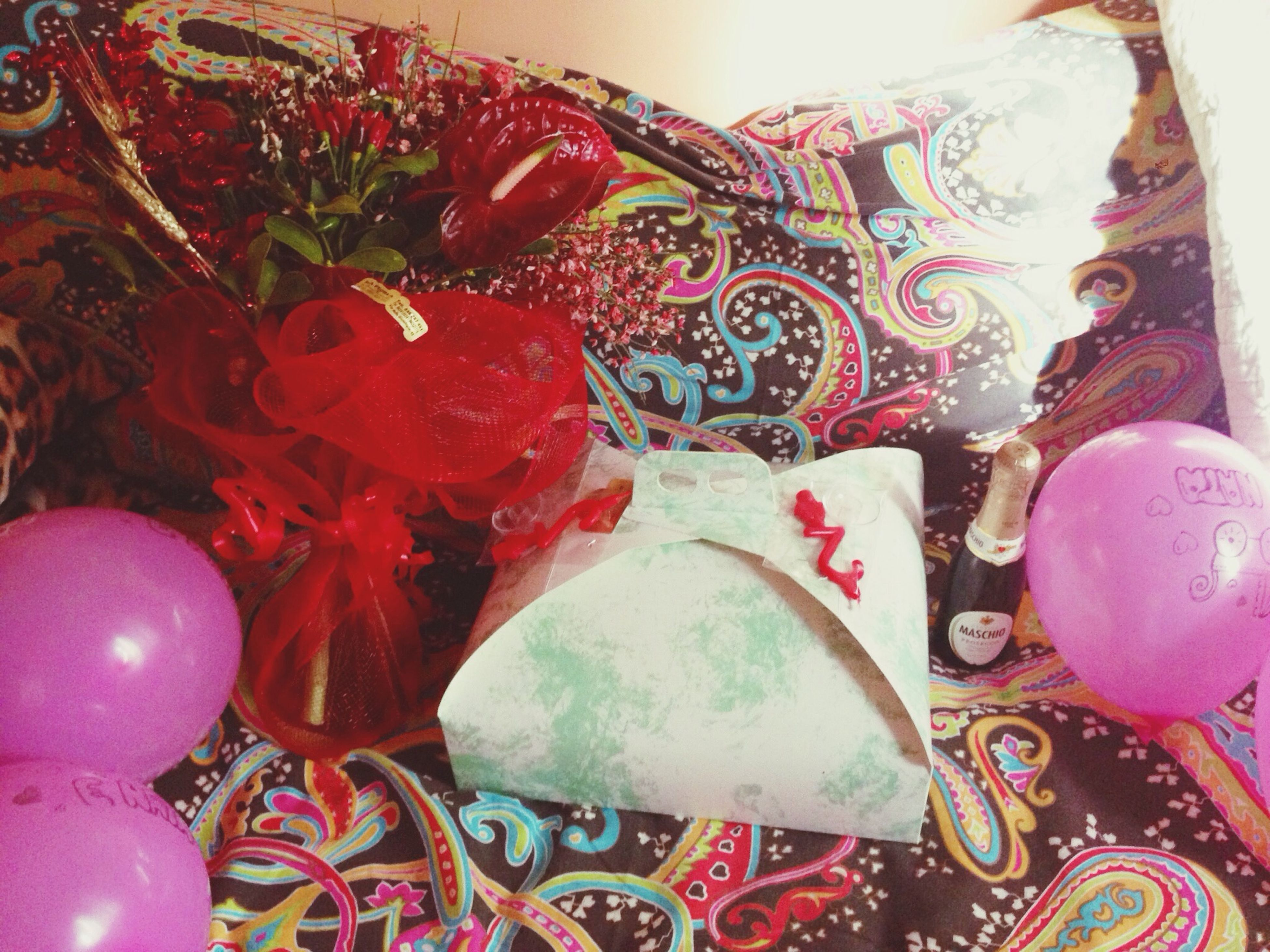 indoors, multi colored, art and craft, high angle view, variation, decoration, still life, celebration, creativity, art, tradition, cultures, red, choice, close-up, design, large group of objects, floral pattern, christmas, craft