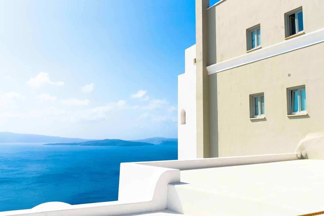Beautiful stock photos of sonnenschein, Architecture, Beauty In Nature, Blue, Building