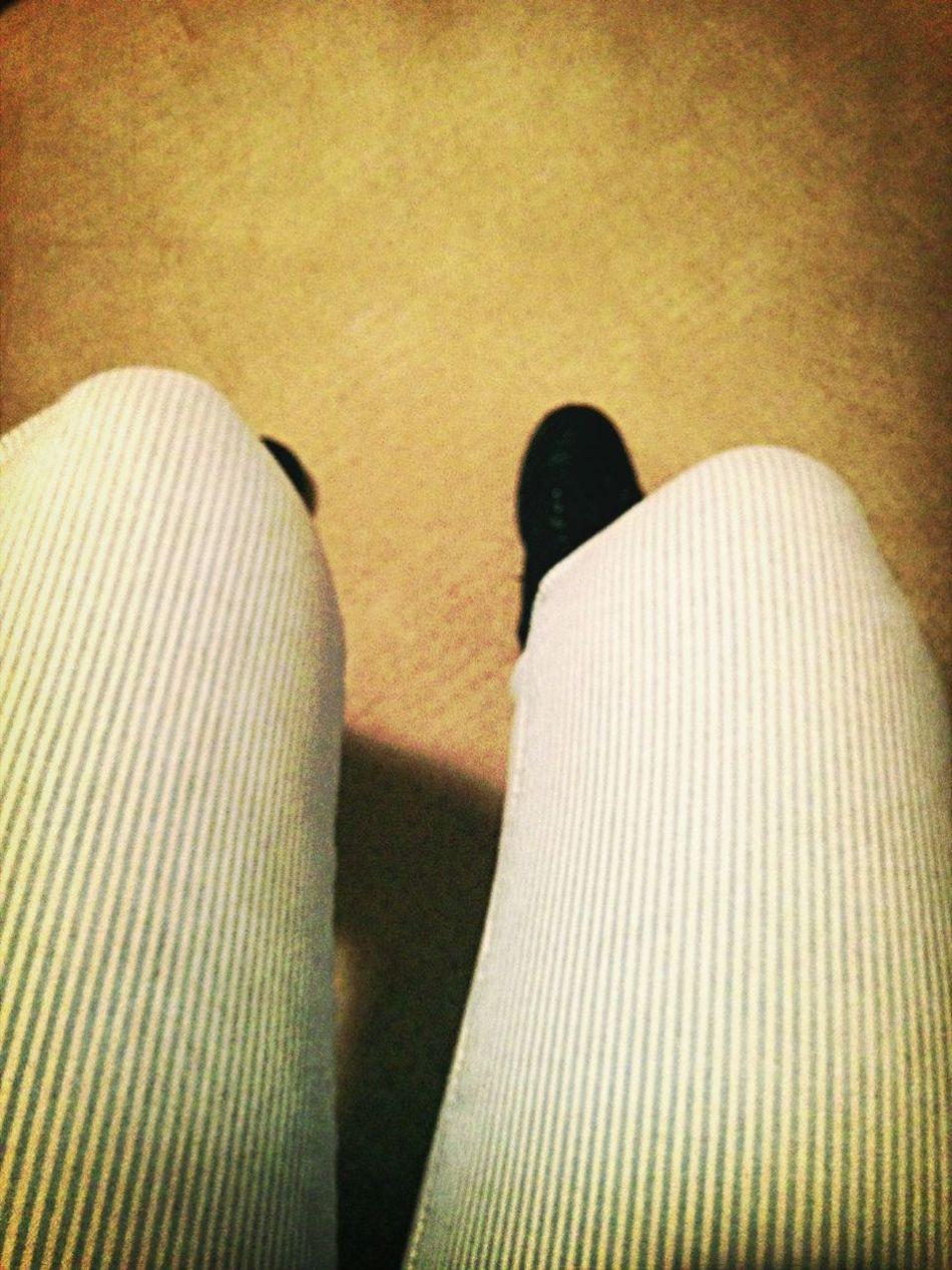 Stipped Pants