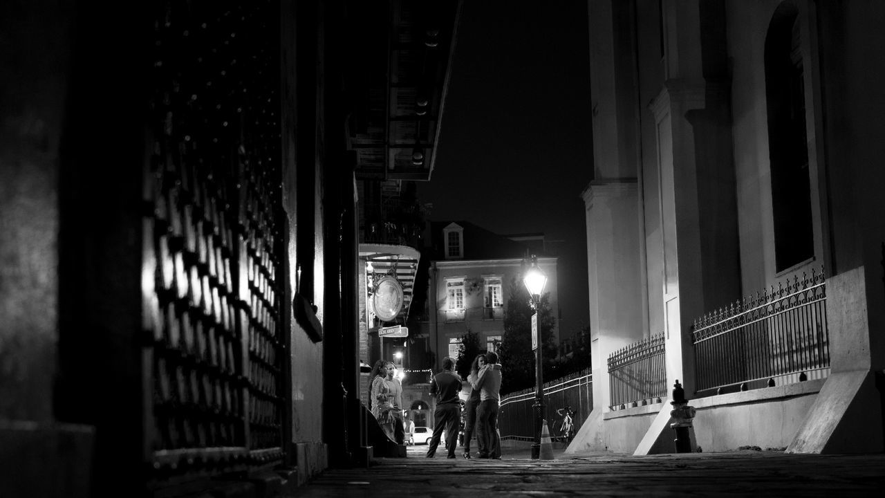 architecture, built structure, real people, night, illuminated, building exterior, outdoors