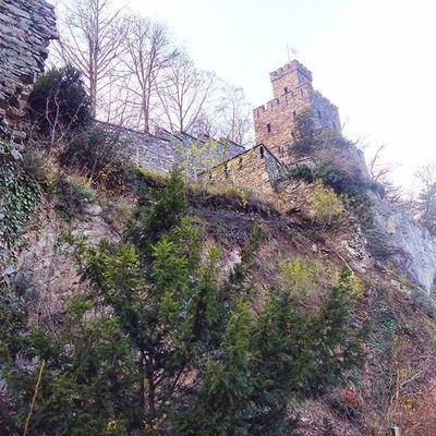 Burgreichenstein Burg Castle Keep  Rhein