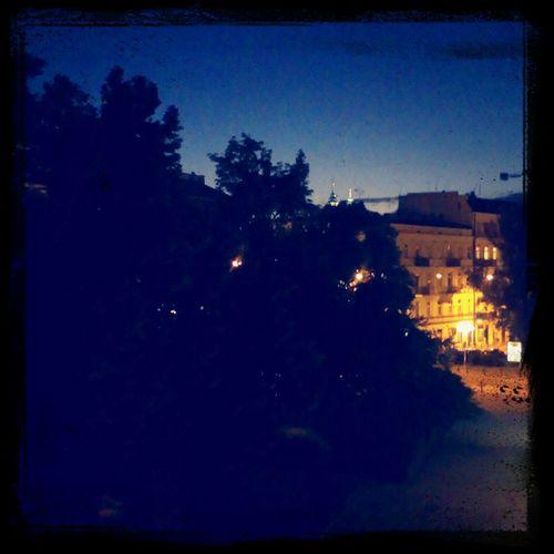 Warsaw by night First Eyeem Photo