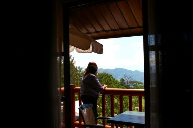 Manor hotel Manorhotelbaguio Baguiocity Campjohnhay Hotel View Philippines Morefuninthephilippines Beautiful View Roomview