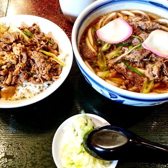 Japanese Food Udon Noodles Beef Veggies Cleaneating Realfood Healthy Food