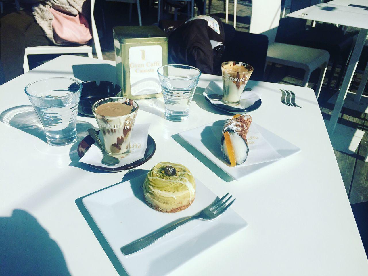 Food Colazione Breakfast Cheese Cake Coffee Caffè