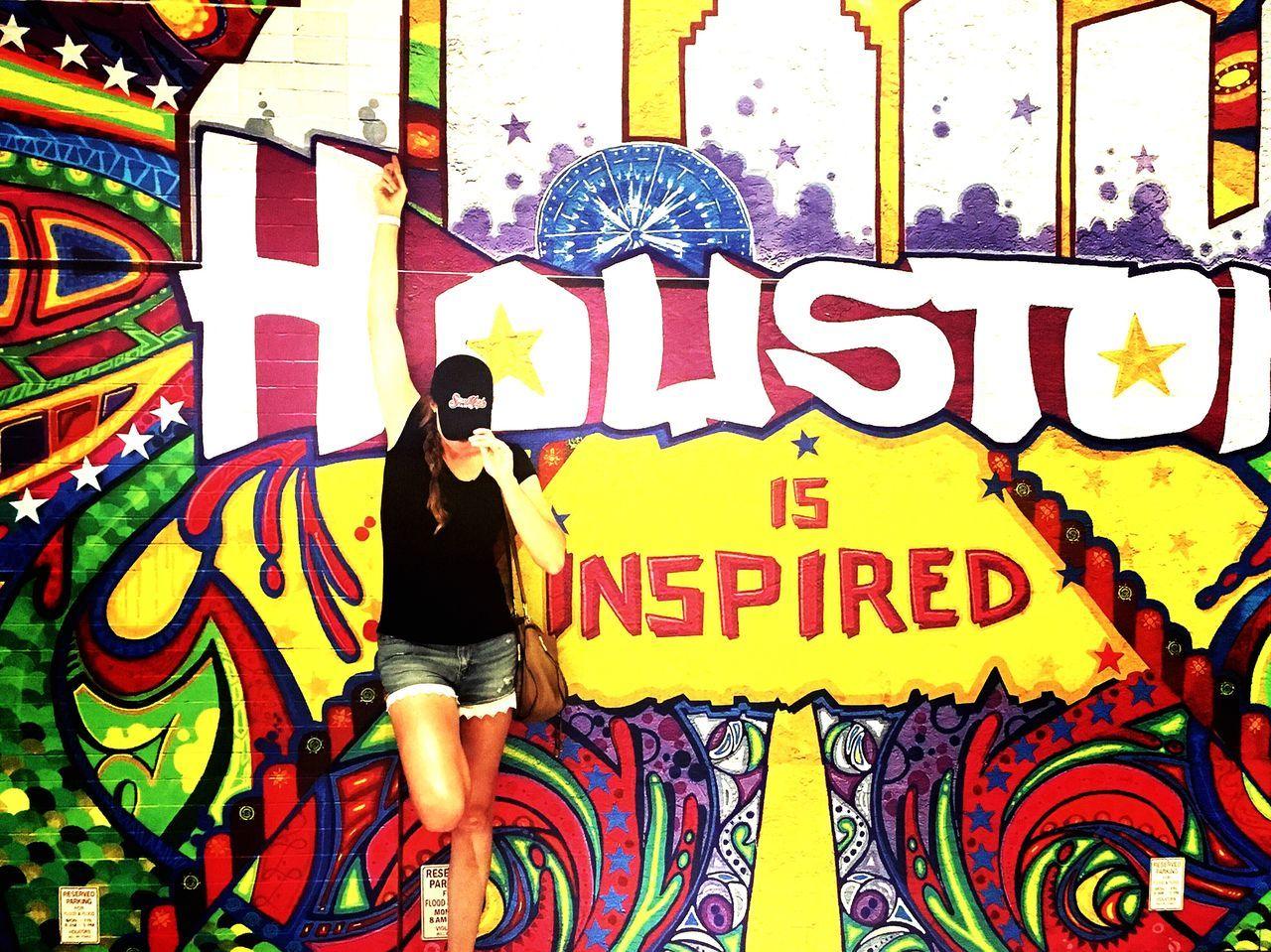 Houston Texas NumberOne Christianity Believe Art