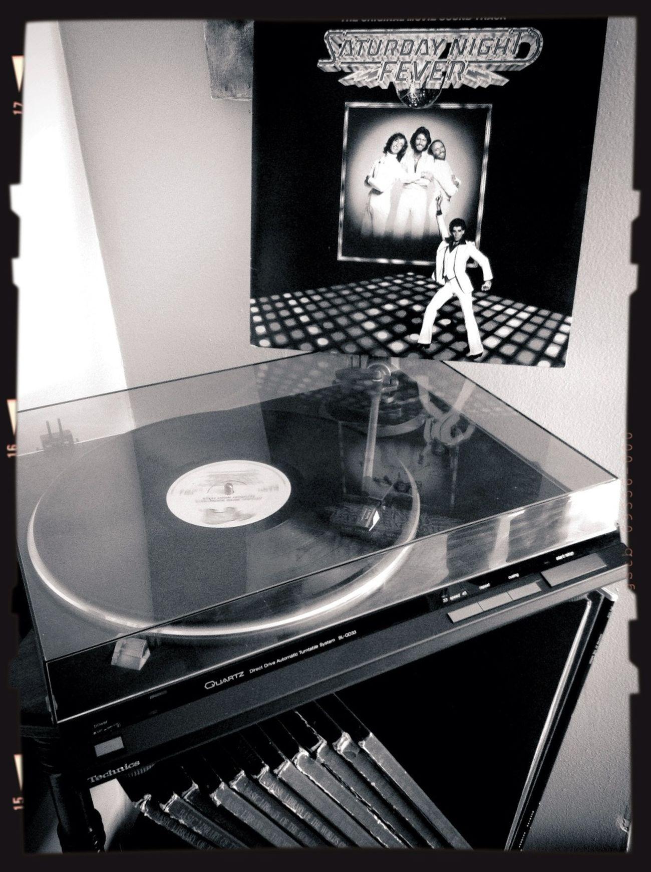 Old School Saturday... Vinyl Style!