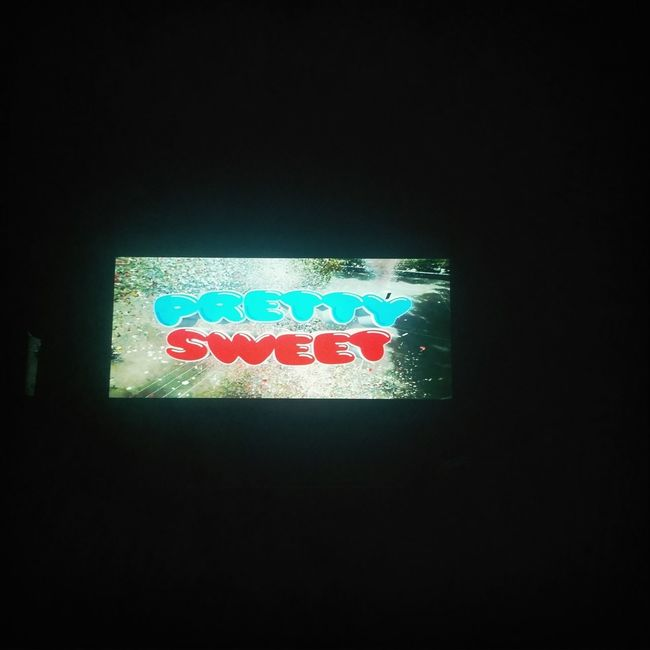 Watching A Movie