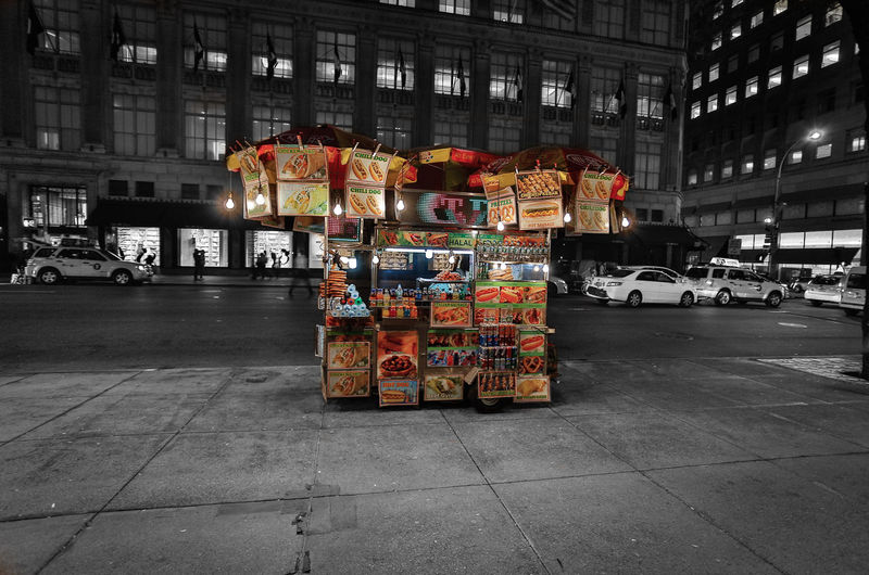 The EyeEm Facebook Cover Challenge New York 5th Ave Canon5Dmk3 City