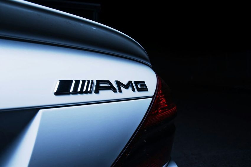 Photo Shooting Nightshoot AMG Mercedesbenz Mercedes