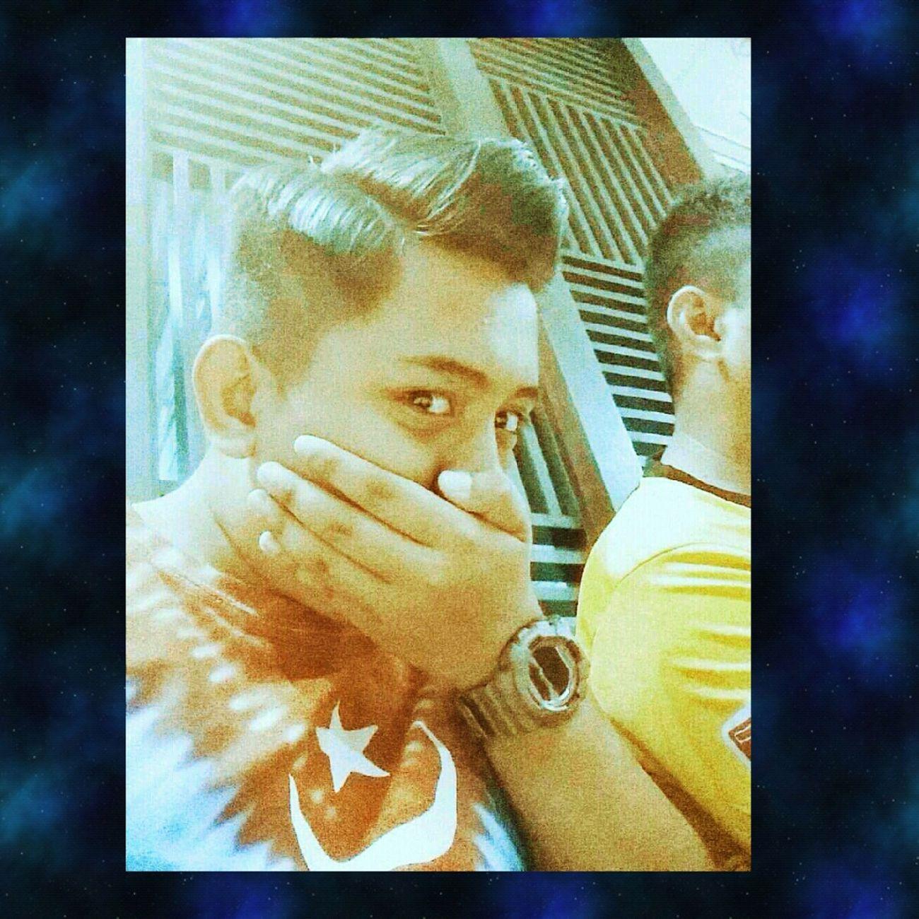 I'm so ugly Pompadour Reuzel Malaysia Merahbiru #jdt