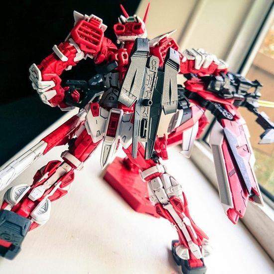 Gunpla Gundam AstrayRedFrame