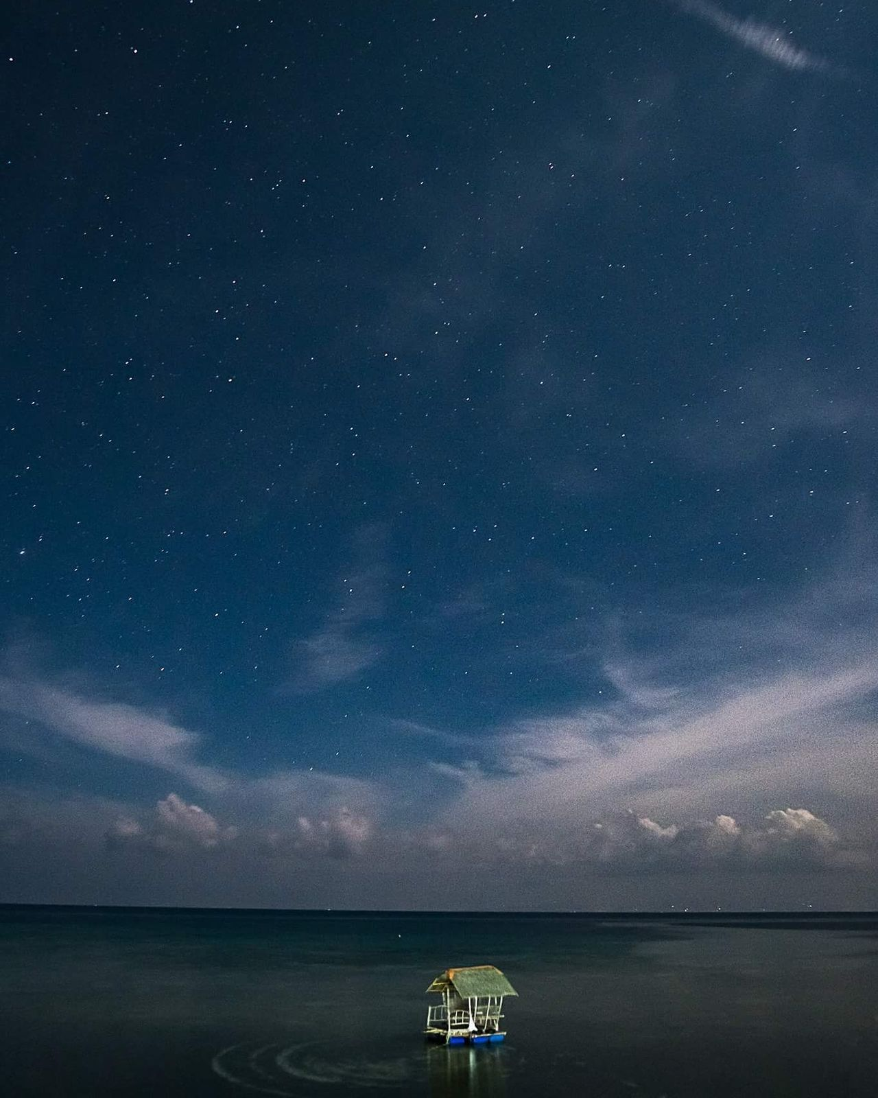 Sasha's resort, Oslob, simple place but amazing views!!! Sea Night Star - Space Beauty In Nature Astronomy Sky Scenics Space Star Field Water Galaxy Nature Outdoors Tranquility ASIA Tourism Philippines Expedition Photooftheday Vacations Wanderlust FUJIFILM X-T1 Travel Destinations Oslob Cebu Landscape