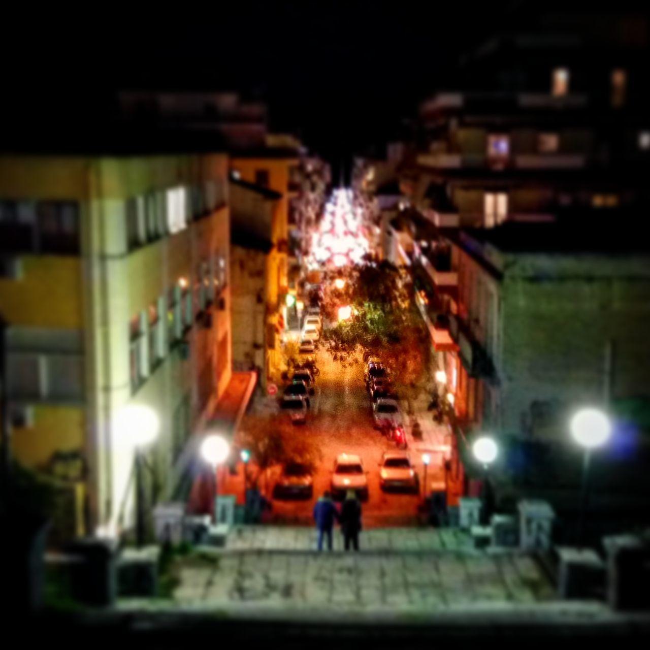 Patras Patras,Greece Urban Enviroment Stairs Strangenight City No People