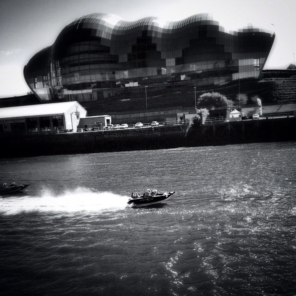Zapcat Instamood Newcastle River Jj  IPhone Instagramers Water Tyne Blackandwhite Gateshead Sky Instagood Photography Instagramhub Boat Jj_forum Bw Jj_forum_0397 Iphoneonly Speedboat Photooftheday Jj_forum_0390 Iphonesia Zapcat Picoftheday Race Sage