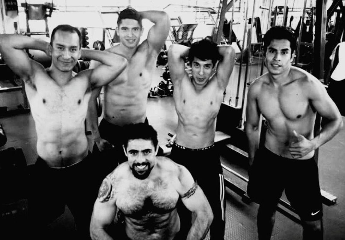 Pesas  Gym Time!