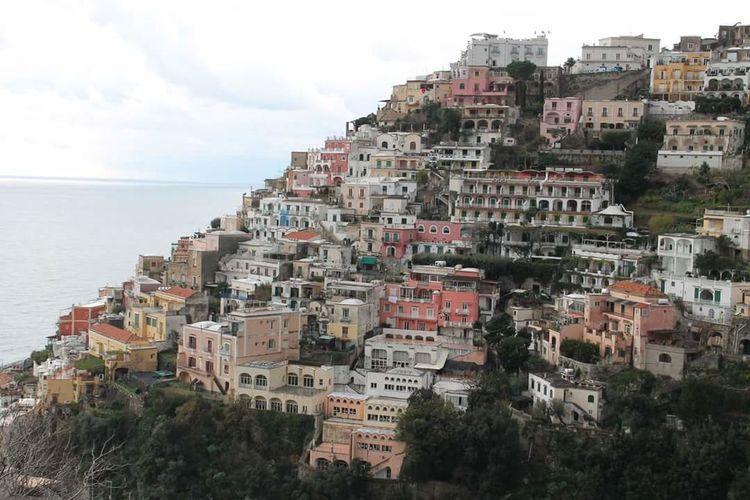 Amalfi Coast, Sorrento Italy Enjoying Life
