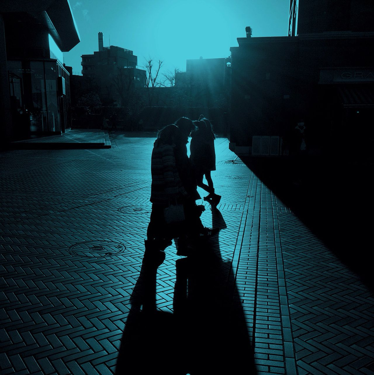 Streetphotography Shadow Sunset Cityscapes