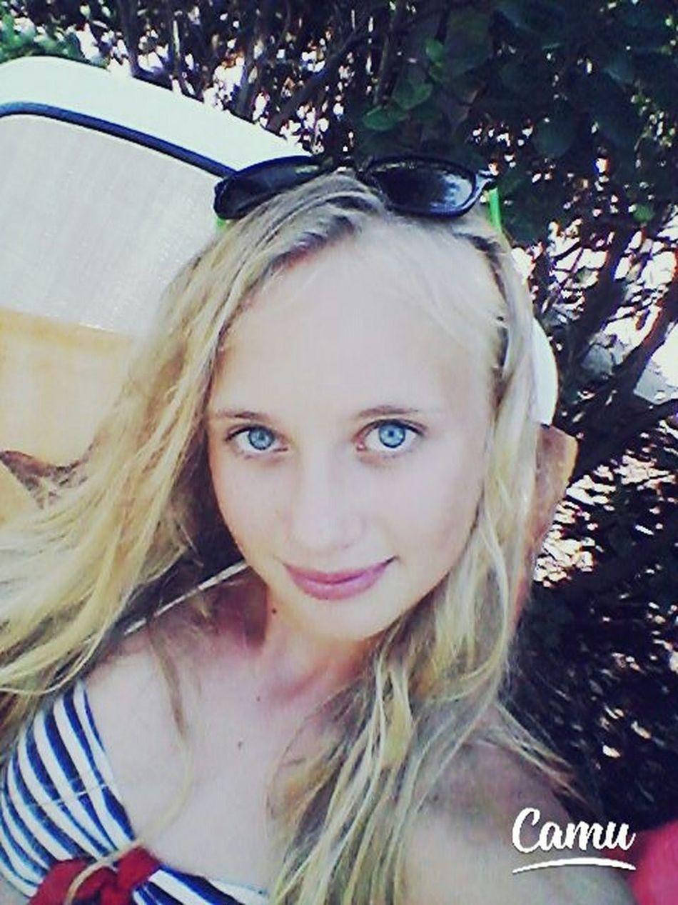 Selfie ✌ Tumblr ♡  First Eyeem Photo Beach Hello World Holiday That's Me Checking In Enjoying Life Taking Photos
