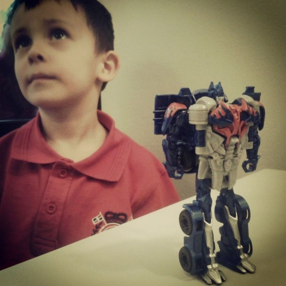 Optimusprime Toy Ucuncumevkii Ourprecious :) toyculture oyuncak ciddi bir istir emek ister