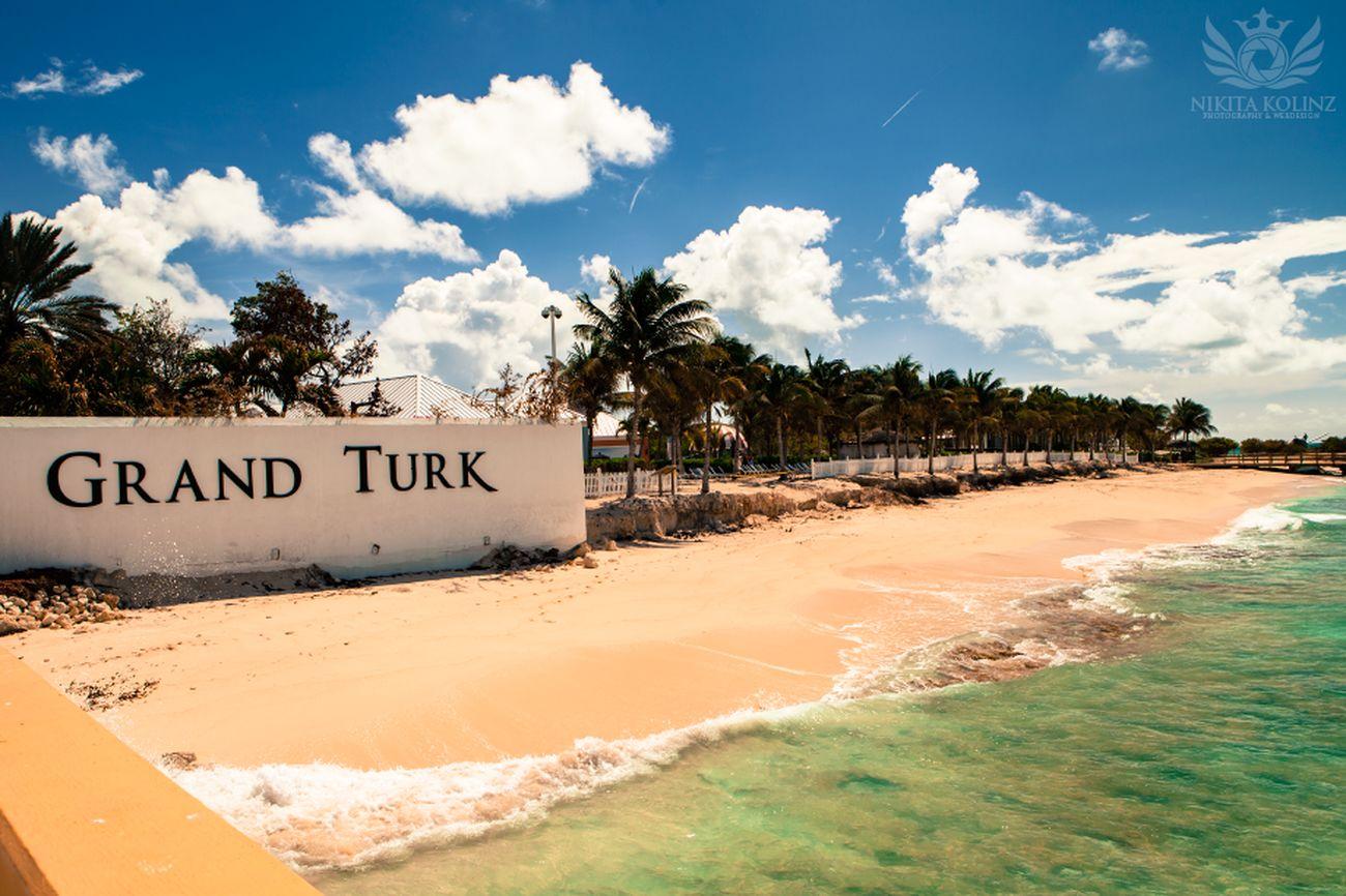 Grand Turk Beach Ocean