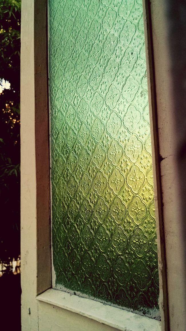 Vintage Glass Windowsaroundtheworld Takesmeback To My Childhood Randomshot Beautyineverydaythings Abstract Photography Pattern, Texture, Shape And Form