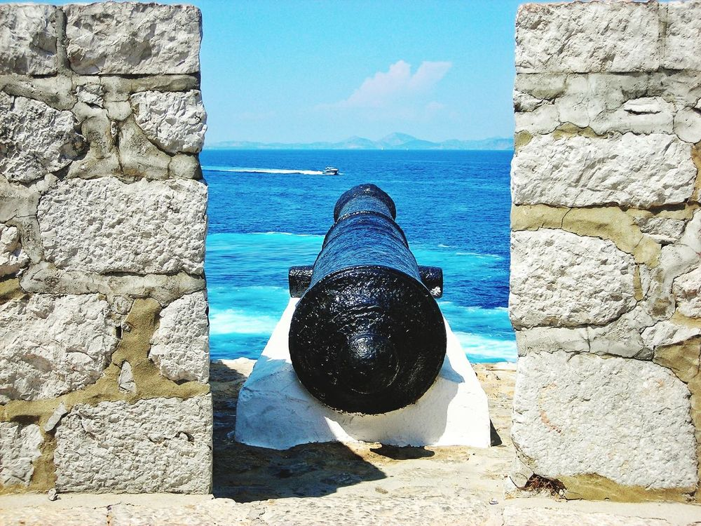 Sea Water Day Outdoors Mobilephotography Mobile Conversations GREECE ♥♥ Sea View Taking Photos Sunlight Canon Ýdra, Greece