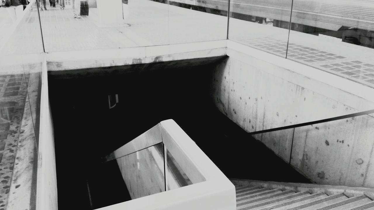 Learn U0026 Shoot: Leading Lines Glitch Urban Photography Stairs Gare Do  Oriente Lisboa Lisbon EyeEm