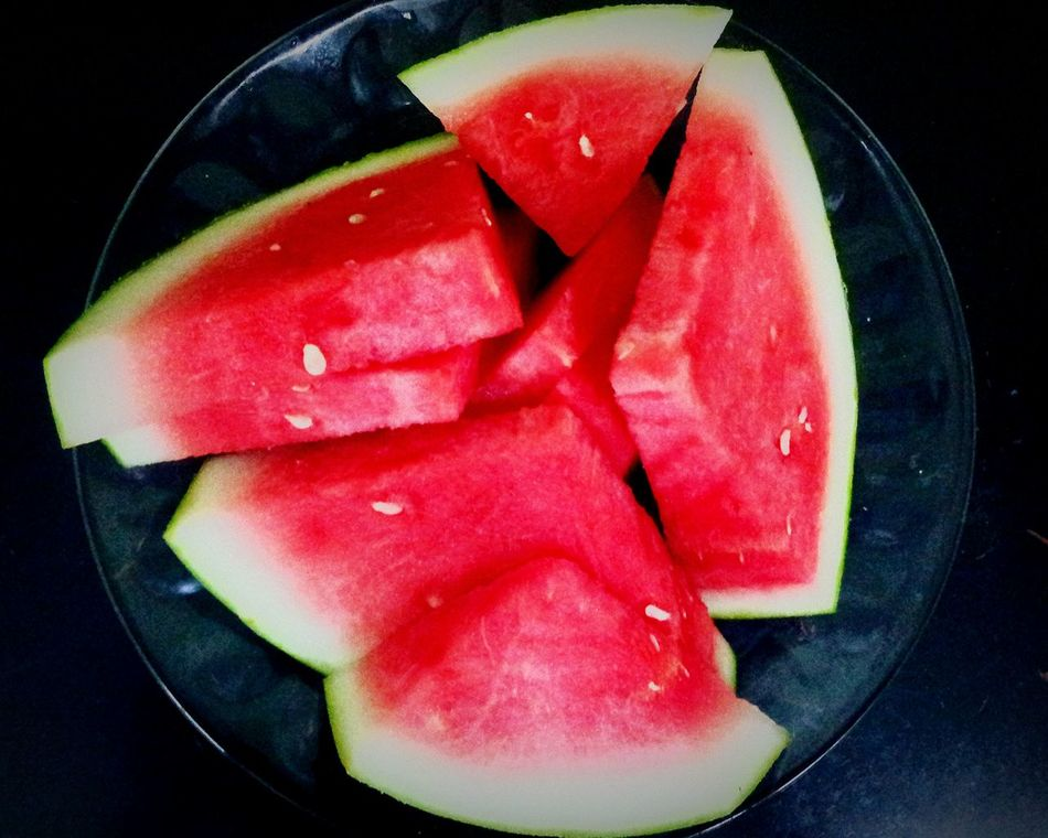 Fresh Fruits Watermelon Semangka Eat More Fruit