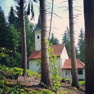 Stmichael Church Landskron Austria