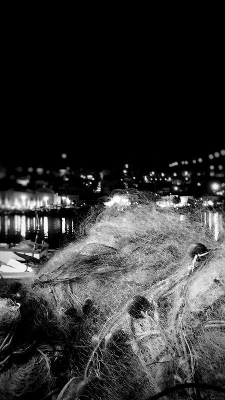 Black And White Landscape Sea Sea_collection Sea Life Marine Life Fishing Fisherman Porto Light And Shadow