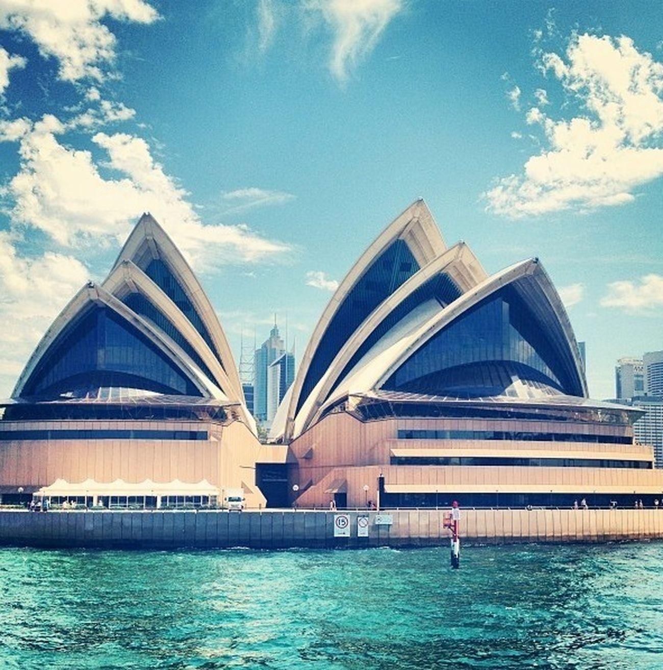 Missing Summer Sydney Opera House