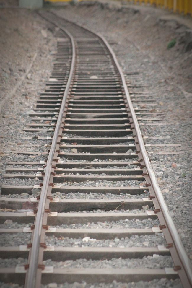 Empty Track Get The Camera Out Hanging Out Cfc Canon 700d Passion Freelife 😚 🚋 🚋 🚋 Rail Track No Train Missing Days Stretphotography