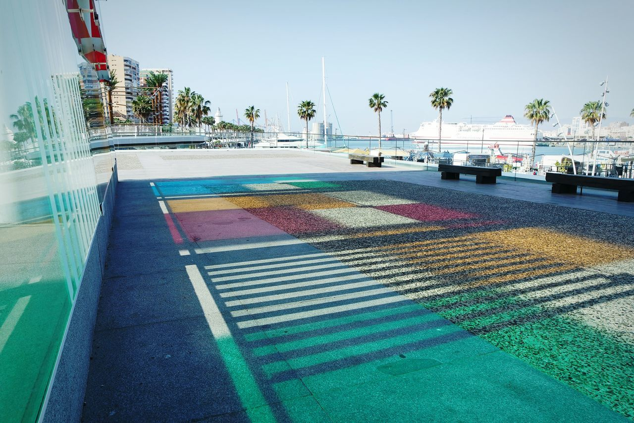 Colors of Malaga Water Day Spraying Outdoors Ice Hockey Sky No People Hockey Nature The Great Outdoors - 2017 EyeEm Awards Fresh 3 EyeEm Best Shots Architecture Shadow Art Is Everywhere Eye4photography  City Landscape_Collection Color Explosion Colors