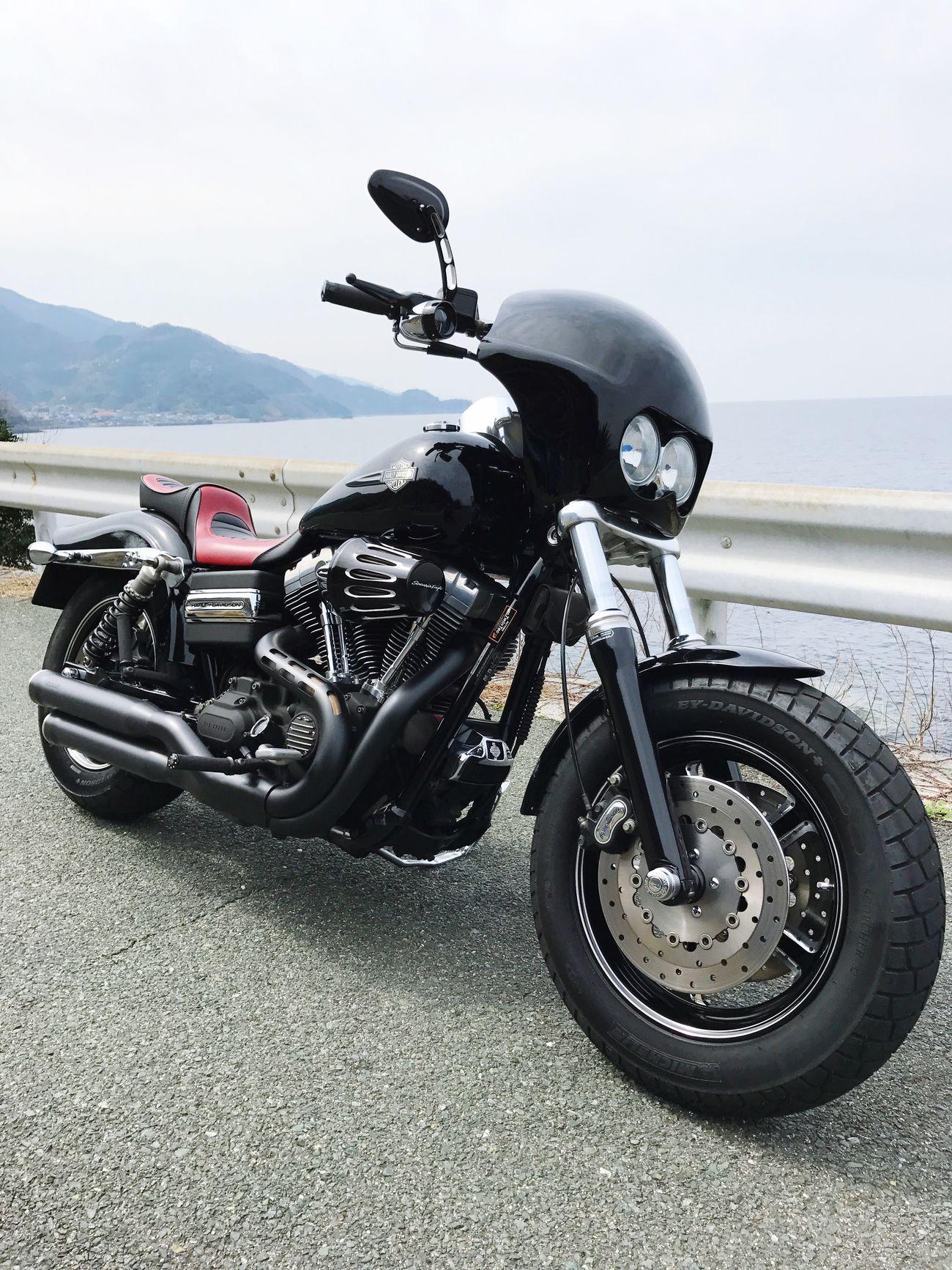 晴れの日のツーリング最高😊 Motorcycle Day Outdoors First Eyeem Photo