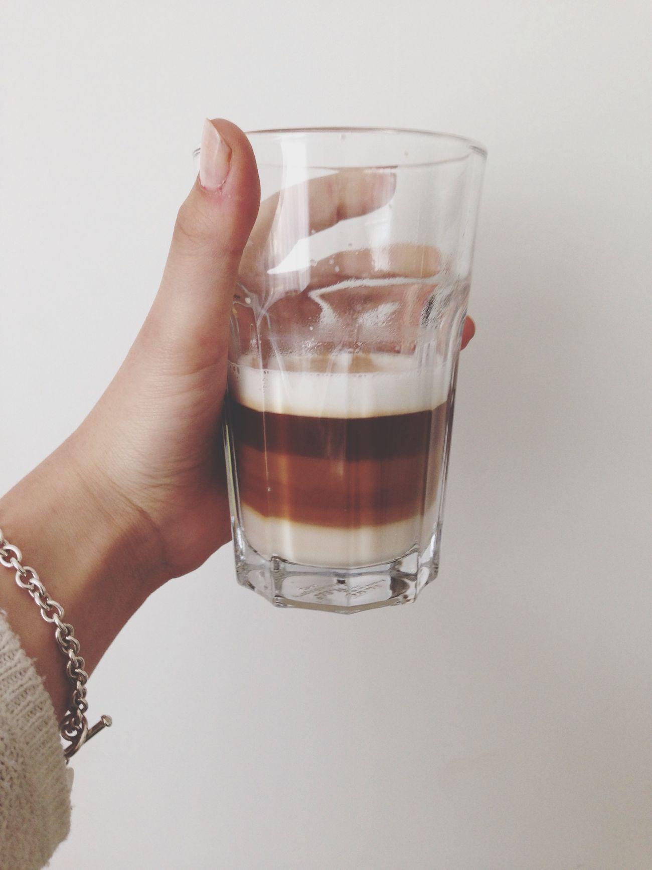 new coffeemachine latte | mayaeliionora Coffiee Time Drinking A Latte Love Peace