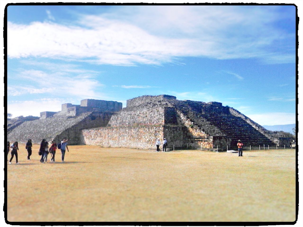Ni que decir Mexico Oaxaca Monte Alban