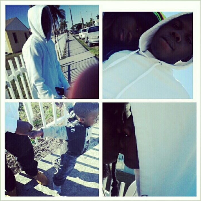 We Wass Chilling :)