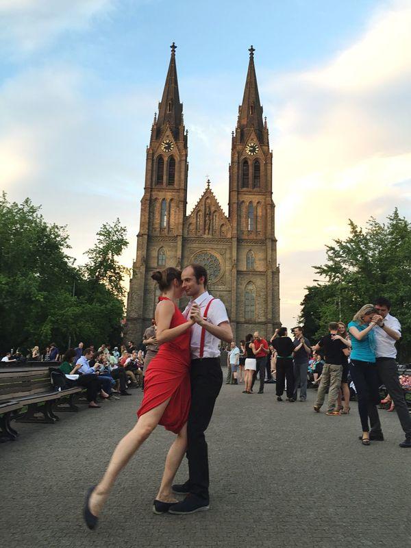 Tango Tangoargentino Milonga Prague