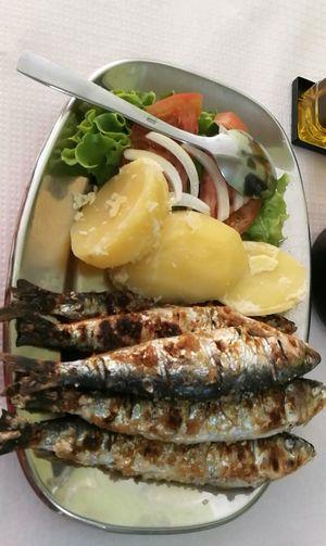Sardinhas portugal Peniche