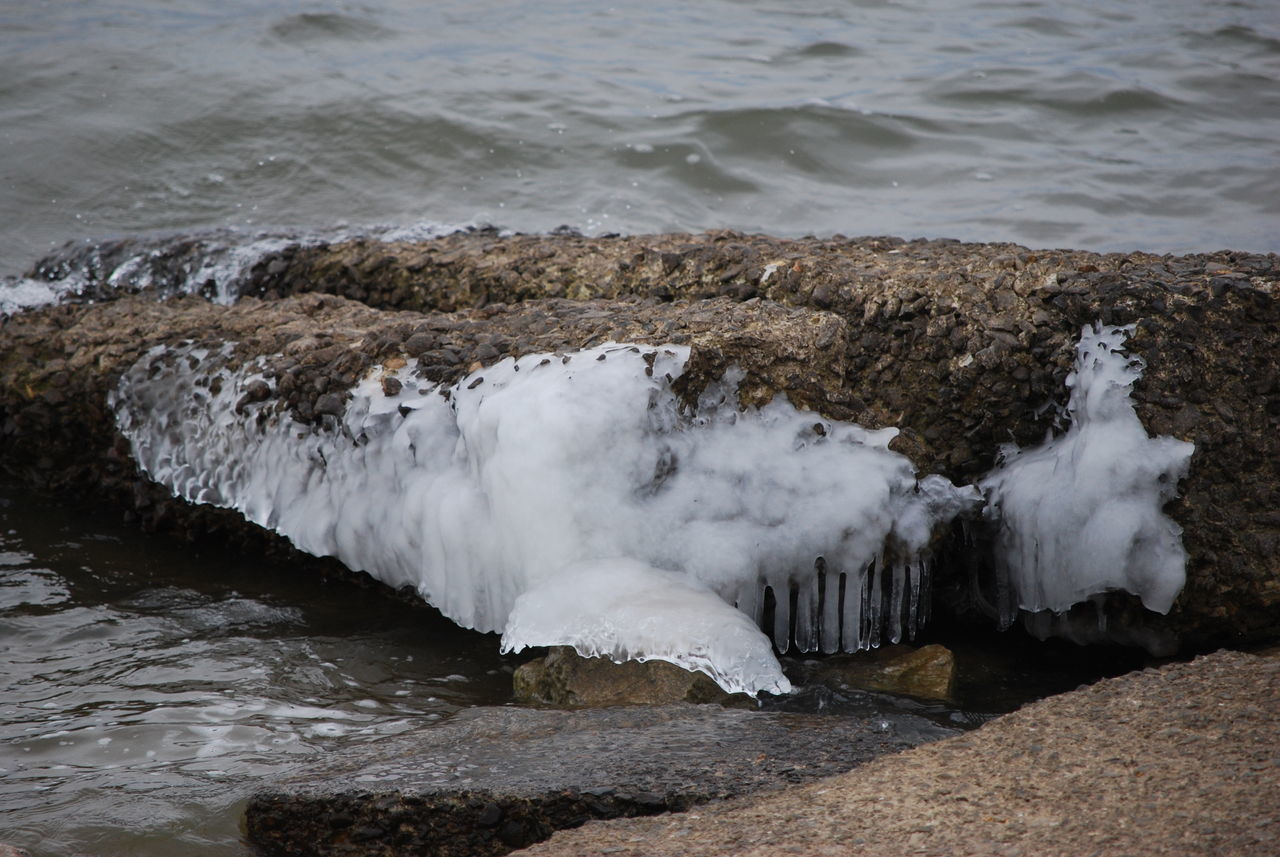 water, nature, no people, sea, beauty in nature, outdoors, rock - object, day, motion, tranquility, scenics, power in nature, wave