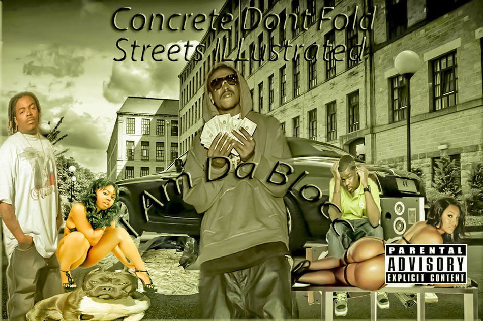 ConcreteDontFold CooperRoad Thuggin Live Music