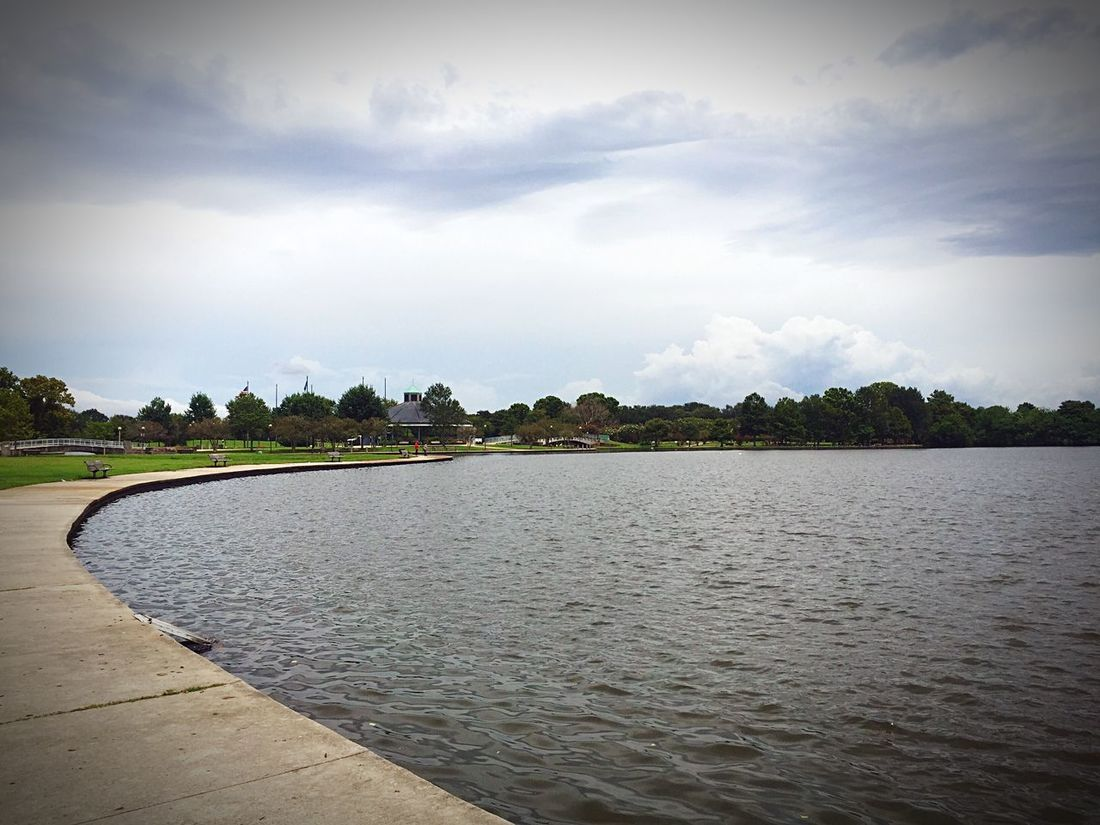 Tranquil Scene Tranquility Water Sky Scenics Beauty In Nature Cloud - Sky Nature Day Sea Calm Cloud Walkway Outdoors The Way Forward Solitude Waterfront Majestic Non-urban Scene