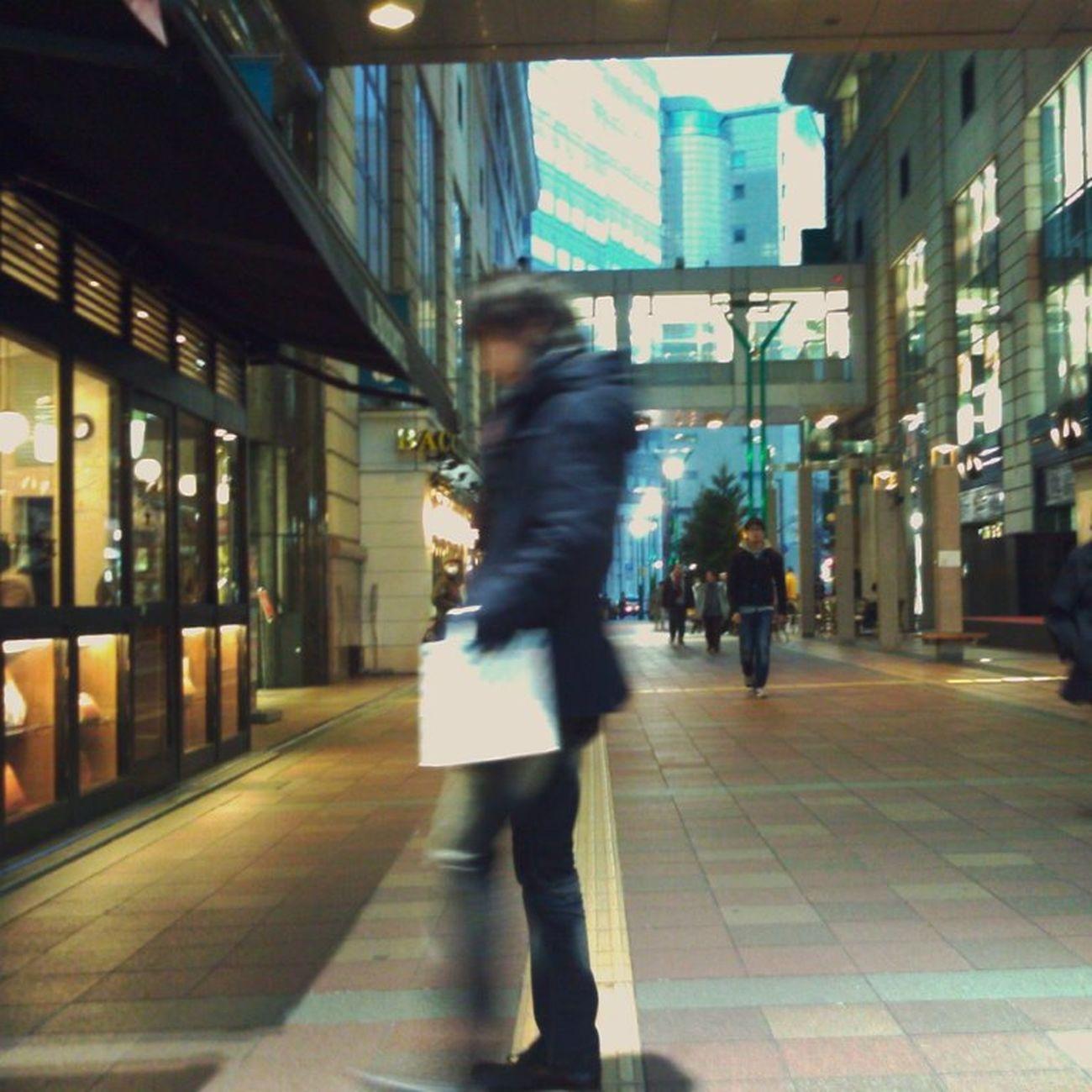 久しぶりのトイカメラ。なんかいい感じ RolleiflexMiniDigi Fukuoka-shi Relaxing Japanese  Street Toycamera